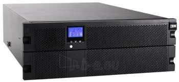 IBM 6000VA LCD 4U RACK UPS (230V) Paveikslėlis 1 iš 1 250254300192