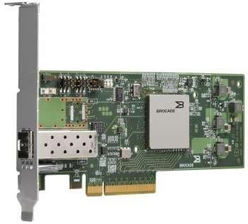 IBM BROCADE 16GB FC SINGLE-PORT HBA Paveikslėlis 1 iš 1 250255400085