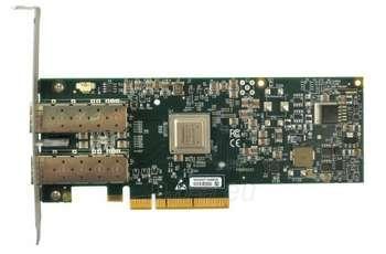 IBM CONNECTX -2 DUAL PORT 10 GBE ADAPTER Paveikslėlis 1 iš 1 250257300068