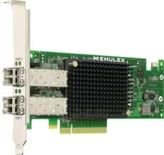 IBM EMULEX DUAL PORT VFAII ADAPTER & FCO Paveikslėlis 1 iš 1 250257300073