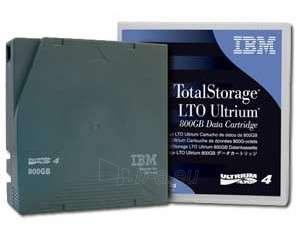 IBM LTO-4 800GB/1.6TB WORM W LABEL Paveikslėlis 1 iš 1 250256800082
