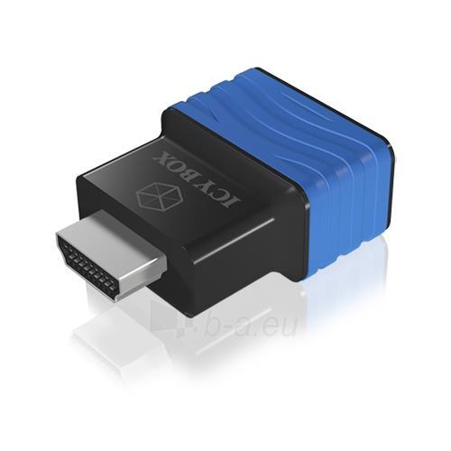 IcyBox HDMI to VGA Adapter Paveikslėlis 2 iš 2 250255081545