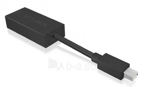 IcyBox miniDP to VGA Adapter Cable Paveikslėlis 2 iš 2 250255081548