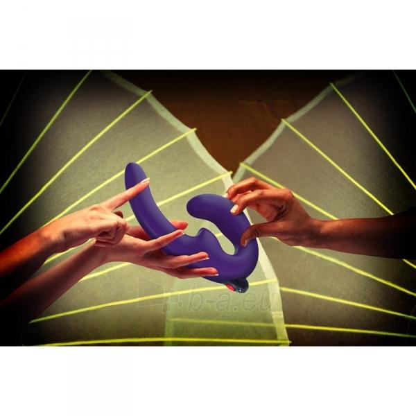 Įkraunamas bejuostis Strap On SHARE (violetinis) Paveikslėlis 8 iš 9 310820006809