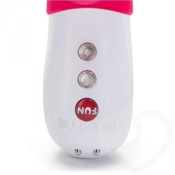 Įkraunamas vibratorius MISS BI (rožinis) Paveikslėlis 5 iš 7 310820001271