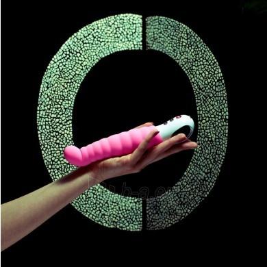 Įkraunamas vibratorius Patchy Paul G5 (rožinis) Paveikslėlis 4 iš 5 310820001275