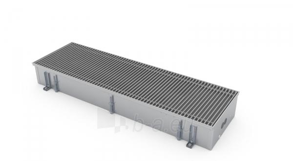 Įleidžiamas grindinis šildymo/vėsinimo konvektorius su vėdinimo pajungimu FCHV 250x36x16 Paveikslėlis 1 iš 5 310820164580