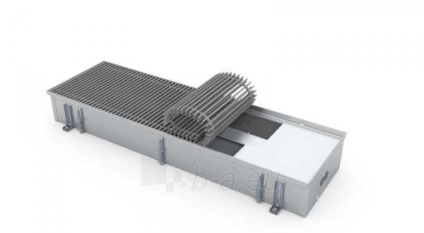 Įleidžiamas grindinis šildymo/vėsinimo konvektorius su vėdinimo pajungimu FCHV 250x36x16 Paveikslėlis 2 iš 5 310820164580