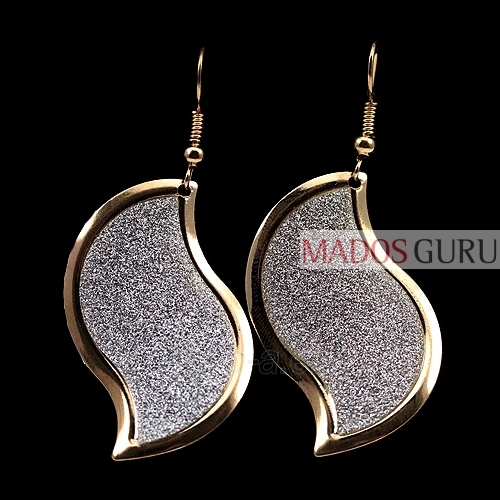 Long earrings A254 Paveikslėlis 1 iš 1 30070000401