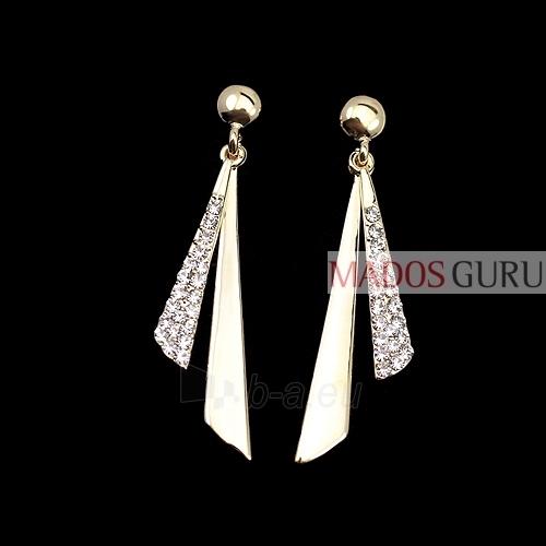 Long earrings A261 Paveikslėlis 1 iš 1 30070000403