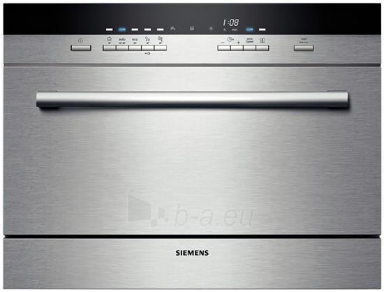 Įmontuojama Indaplovė Siemens SK75M532EU Paveikslėlis 1 iš 1 250132000222