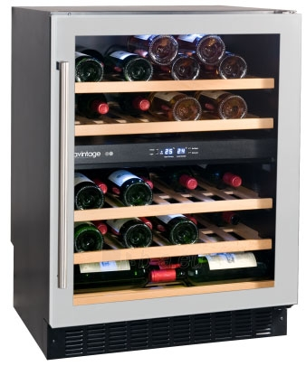 AVINTAGE AV54SXDZ  Įm. šaldytuvas vynui Paveikslėlis 1 iš 1 250137000446