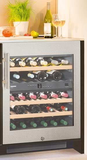 fridge vynui LIEBHERR UWTes 1672 Paveikslėlis 1 iš 1 250137000370