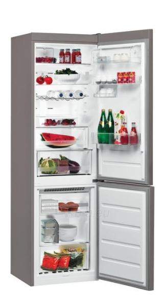 Šaldytuvas Whirlpool BSF 8452 OX Paveikslėlis 1 iš 1 250137000415