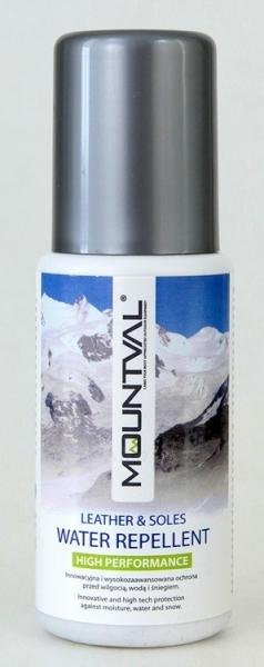 Impregnantas Impregnat do butów skórzanych - Mountval Water Repellent Leather & Soles 100ml Paveikslėlis 1 iš 1 251520300023