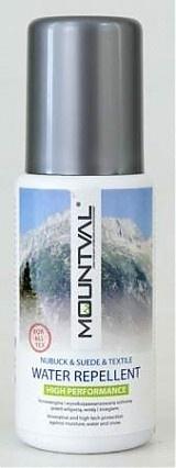 Impregnantas Mountval Water Repellent do nubuku, zamszu i kombinacji 100ml Paveikslėlis 1 iš 1 251520300025