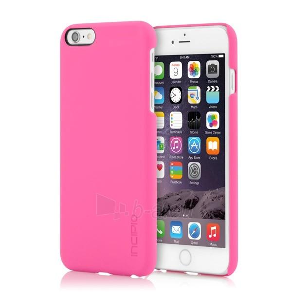 Incipio Feather telefono dėklas Apple iPhone 6 Plus telefonui (Rausvas) Paveikslėlis 1 iš 6 250232002807
