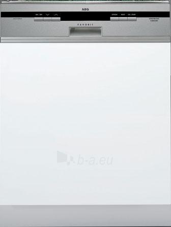 Indaplovė AEG/ELECTROLUX F 88080 IM Paveikslėlis 1 iš 1 250114000153