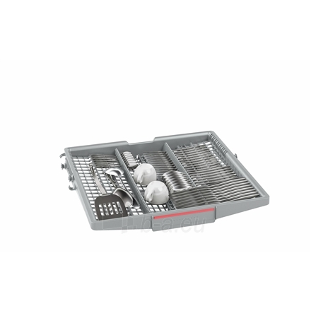 Indaplovė Bosch Dishwasher SMV68MX04E Built in, Width 60 cm, Number of place settings 14, Number of programs 8, A+++, Display, AquaStop function Paveikslėlis 6 iš 7 310820119327