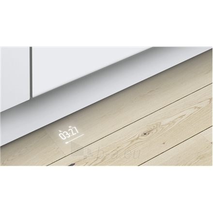 Indaplovė Bosch Dishwasher SMV68MX04E Built in, Width 60 cm, Number of place settings 14, Number of programs 8, A+++, Display, AquaStop function Paveikslėlis 7 iš 7 310820119327