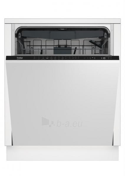 Indaplovė Dishwasher Beko DIN28425   60cm A++ Paveikslėlis 1 iš 1 310820191739