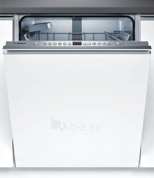 Indaplovė Dishwasher Bosch SMV46IX05E | 60cm Paveikslėlis 1 iš 4 310820158515