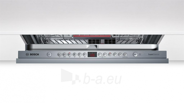 Indaplovė Dishwasher Bosch SMV46IX05E | 60cm Paveikslėlis 2 iš 4 310820158515