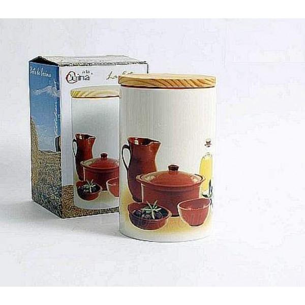 Indas biriems produktams keramik. AY9082 850ml Paveikslėlis 1 iš 1 310820061572