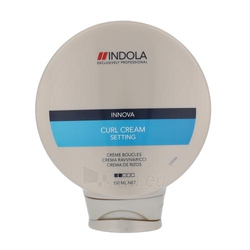 Indola Innova Curl Cream Setting Cosmetic 150ml Paveikslėlis 1 iš 1 310820010886