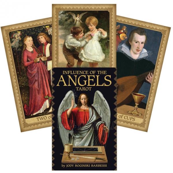 Influence Of The Angels taro kortos Paveikslėlis 1 iš 7 310820162089