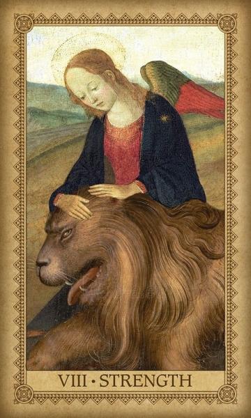 Influence Of The Angels taro kortos Paveikslėlis 5 iš 7 310820162089