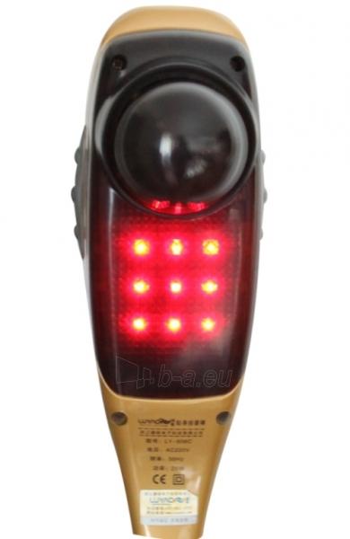 Infraraudonujų spindulių masažuoklis LY-606C Paveikslėlis 2 iš 4 310820042403