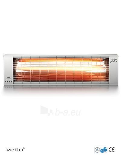 Infraraudonųjų spindulių šildytuvas Pietra S Paveikslėlis 1 iš 1 310820039210