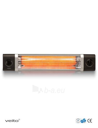 Infraudonųjų spindulių šildytuvas Veito CH2500 TW Paveikslėlis 1 iš 1 310820039206