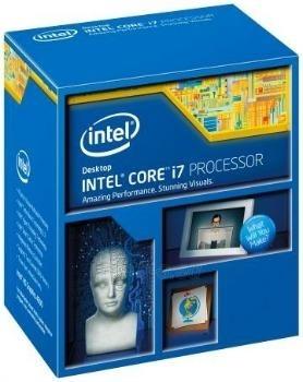 Intel Core i7-4770, Quad Core, 3.40GHz, 8MB, LGA1150, 22nm, 84W, VGA, BOX Paveikslėlis 1 iš 1 250255041686