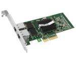 Intel tinklo plokštė Gigabit Pro/1000 PT (2xRJ45) Dual Port Server Adapter -bulk Paveikslėlis 1 iš 1 250255070047
