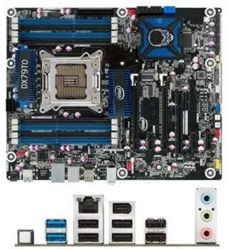 INTEL X79 LGA2011 DDR3 RAID GBE ATX Paveikslėlis 1 iš 1 250255050661