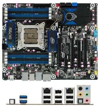 INTEL X79 LGA2011 DDR3 RAID USB3 ATX Paveikslėlis 1 iš 1 250255050663