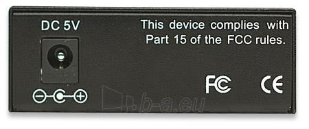Intellinet Media Converter 10/100Base-TX RJ45 / 100Base-FX (MM SC) 2km 1310nm Paveikslėlis 6 iš 6 250255081564