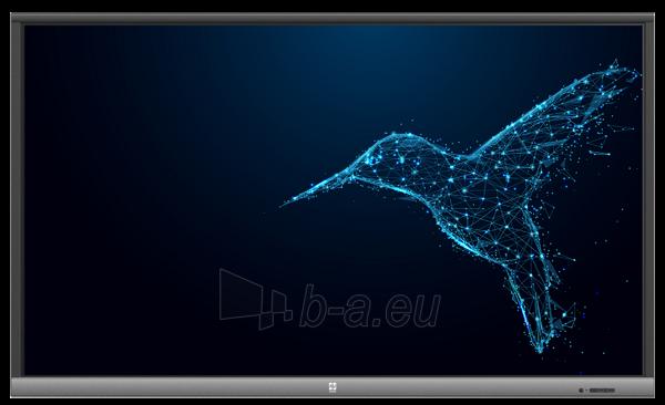 Interaktyvus monitorius Avtek Touchscreen 5 Lite 65 (LED/65/4k/20p) Paveikslėlis 1 iš 1 310820161423