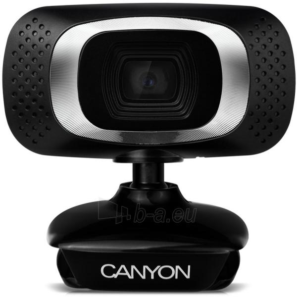 Web camera 1080P Full HD USB2.0. , 360° rotary view scope, 2.0Mega pixels Paveikslėlis 1 iš 1 30057600120
