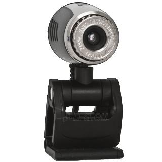 Web kamera Esperanza EC105 Sapphire Su mikrofonu USB Paveikslėlis 1 iš 3 250255220208