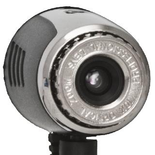 Web kamera Esperanza EC105 Sapphire Su mikrofonu USB Paveikslėlis 3 iš 3 250255220208