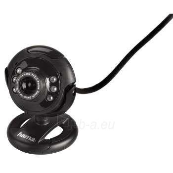 HAMA WEBCAM AC-150 MIBE.6 Paveikslėlis 1 iš 1 250255220044