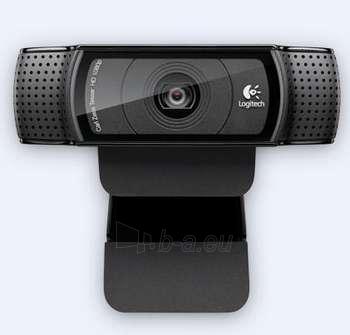 LOGITECH HD PRO WEBCAM C920 Paveikslėlis 1 iš 1 250255220049