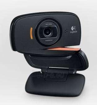 Internet. kamera LOGITECH HD WEBCAM C525 EER Paveikslėlis 1 iš 1 250255220011