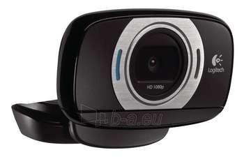 LOGITECH HD WEBCAM C615 EER Paveikslėlis 1 iš 1 250255220059