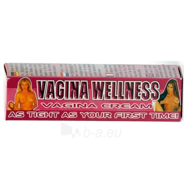 Intymus vaginos įtempimo kremas Vagina Wellness 30 ml Paveikslėlis 1 iš 2 2514133000069