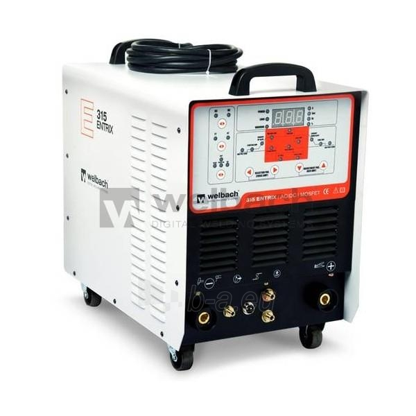 Inverter alumīnija metināšanas iekārta su vandens aušintuvu Welbach ENTRIX 315 Paveikslėlis 1 iš 4 225271000120