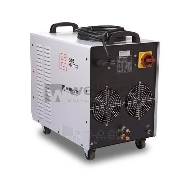 Invertorinis aliuminio virinimo aparatas Welbach ENTRIX 315 Paveikslėlis 1 iš 3 225271000121